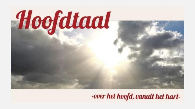 Logo Hoofdtaal